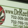 Dr. Reefer: Name brand felon