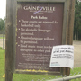 Gainesville park needs major improvements, city is asking for resident input
