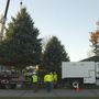 Cedar Rapids Christmas tree gets transported to Greene Square