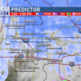 Snow ends tonight, single digit wind chills