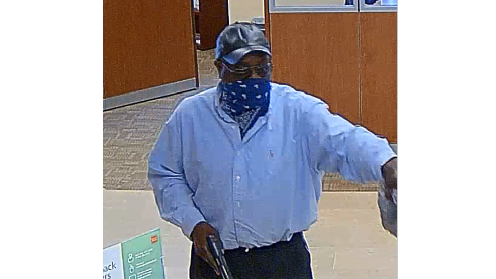 FBI offering up to $5,000 reward for information about armed robbery of a Wells Fargo