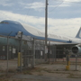 Air Force One replica ready for boarding