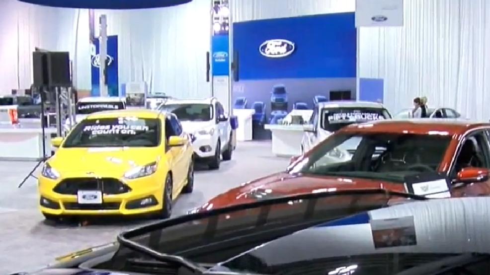 Rochester Intl Auto Show Kicks Off WHAM - Rochester car show