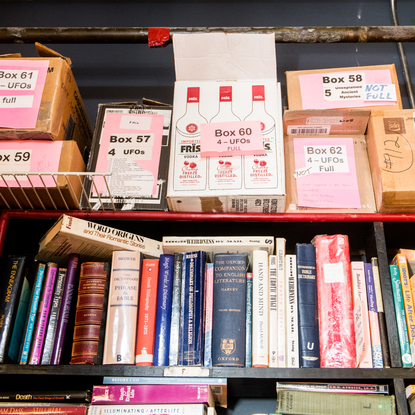 Enter the Void: Welcome to Seattle's Metaphysical Library