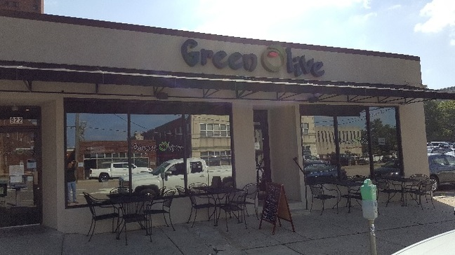 Food Friday: Green Olive Restaurant bringing Mediterranean style to Columbia