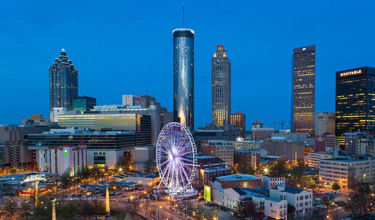 CITY: Atlanta / DISTANCE: 369 miles from Cincinnati / REASON TO GO: Best food city in the the South. Need we say more? / Image courtesy of Atlanta Convention & Visitors Bureau // Published: 8.30.18