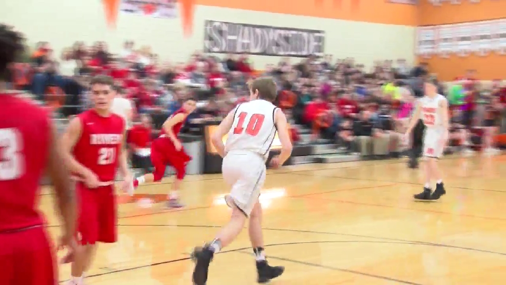 12.23.16 Video- River vs. Shadyside- high school boys basketball