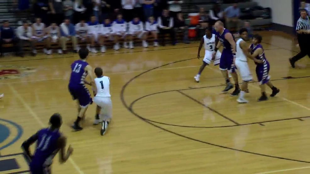 1-5-2016 High school basketball highlights - Harrison Central vs. Martins Ferry