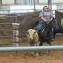 Cowboys and cowgirls gather in Amarillo for Panhandle Team Sorting Competition
