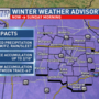 Winter Weather Advisory issued for all of mid-Missouri