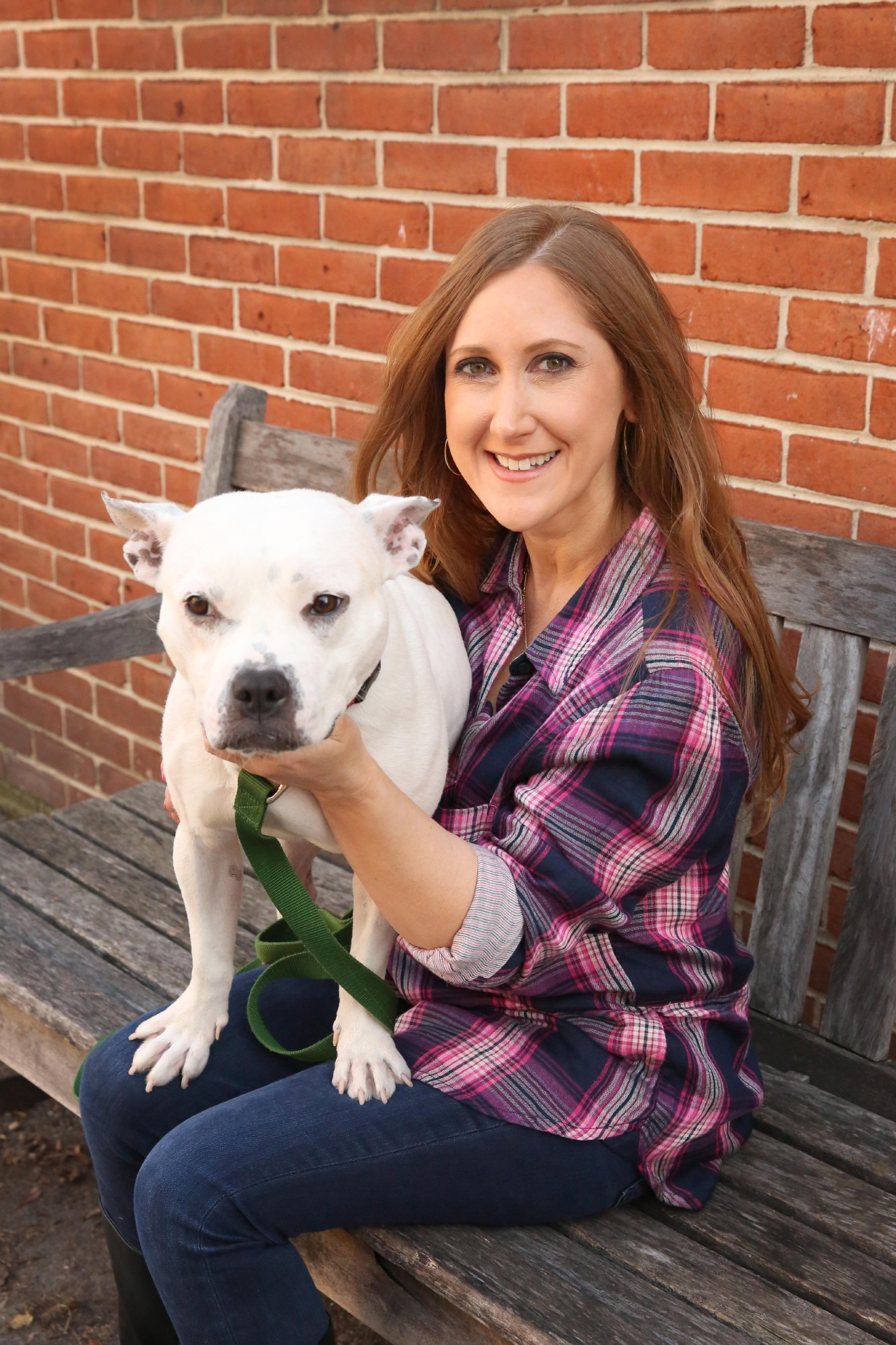 1-year-old Casey is available for adoption at the Humane Rescue Alliance's Oglethorpe location.  Megan Brickey| 35-years-old| Washington, D.C.| Contracting Officer (Amanda Andrade-Rhoades/DC Refined)