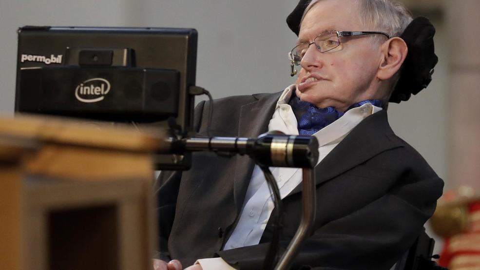 Stephen Hawking's family offers lottery for Westminster ...
