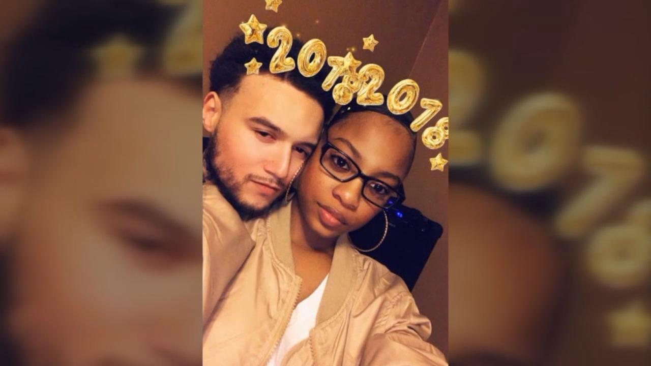 Keith Williams, 23, and Marlazia Jones, 21, were shot and killed in their west Columbus home. The couple was expecting their first child in a few weeks (Courtesy: Family members)<p></p>