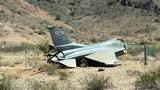 Air Force: Pilot ejects during crash landing at Lake Havasu airport