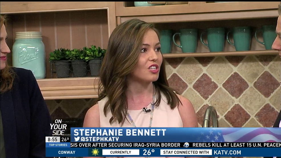 getting to know channel 7 u0026 39 s stephanie bennett