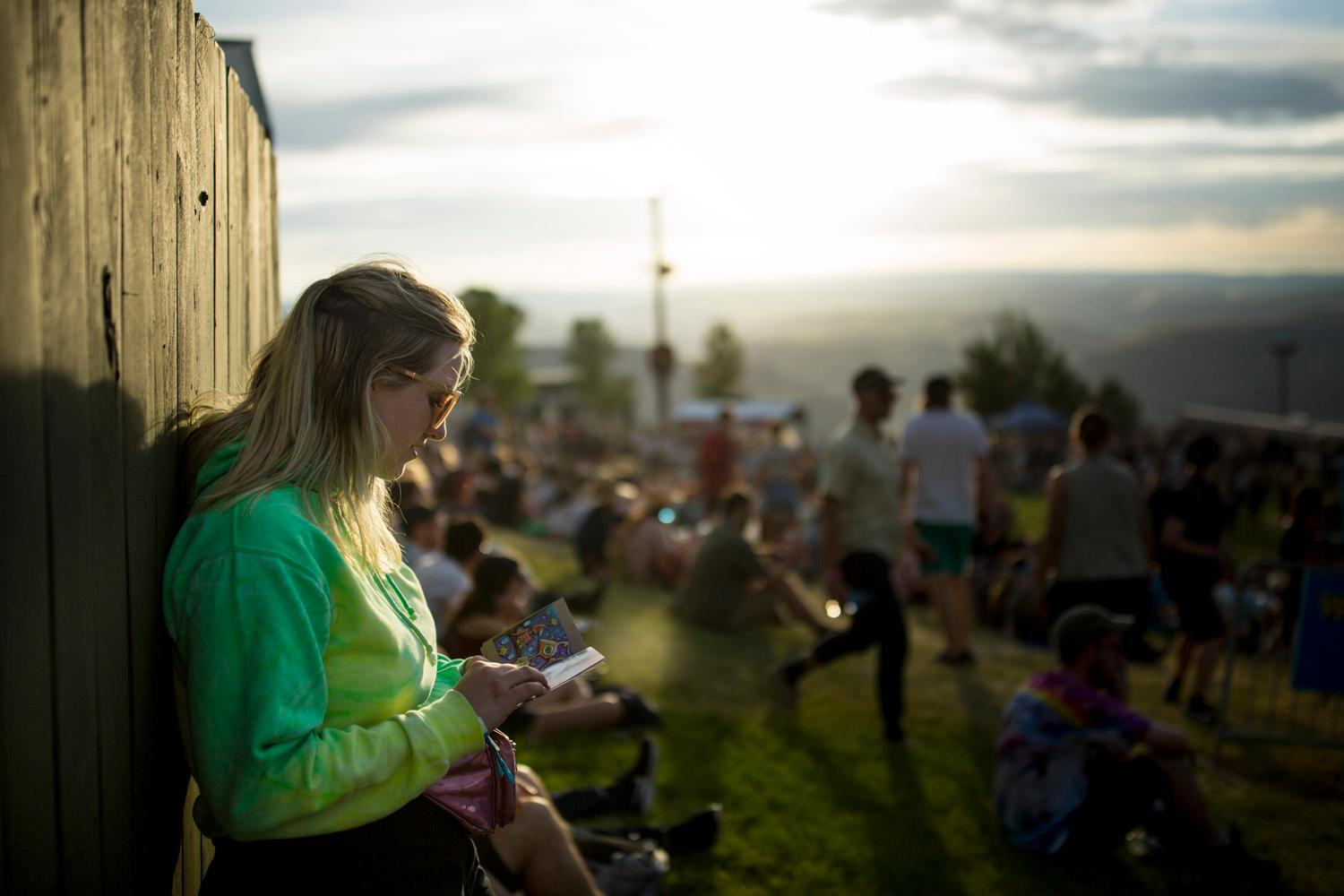 Fans came out in force for the annual Sasquatch! Music Festival with a lineup including Bon Iver, David Byrne, and Tyler, The Creator. The three-day festival runs throughout the Memorial Day Weekend, from May 25-27, 2018. (Sy Bean / Seattle Refined)