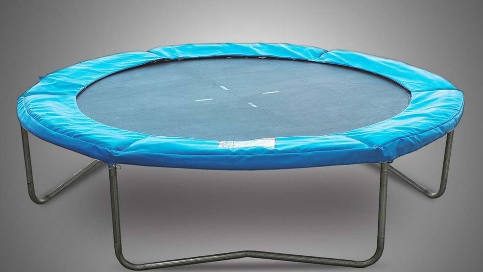 3-year-old boy in body cast after jumping on trampoline in ...
