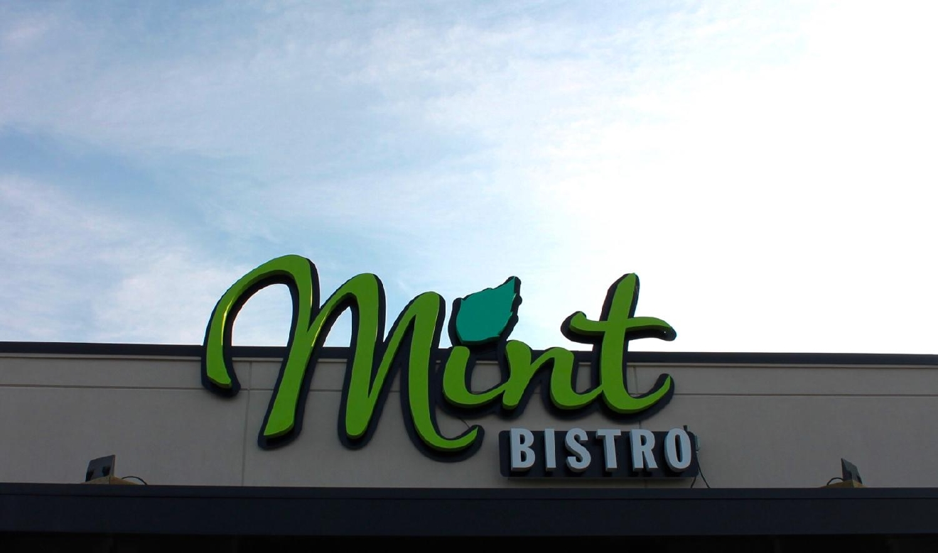 Located in Milford, Mint Bistro is an Asian-inspired gourmet eatery that serves sushi, ramen, and pad thai. ADDRESS: 501 Chamber Dr, Milford, OH 45150. / Image: Rose Brewington // Published: 12.18.16