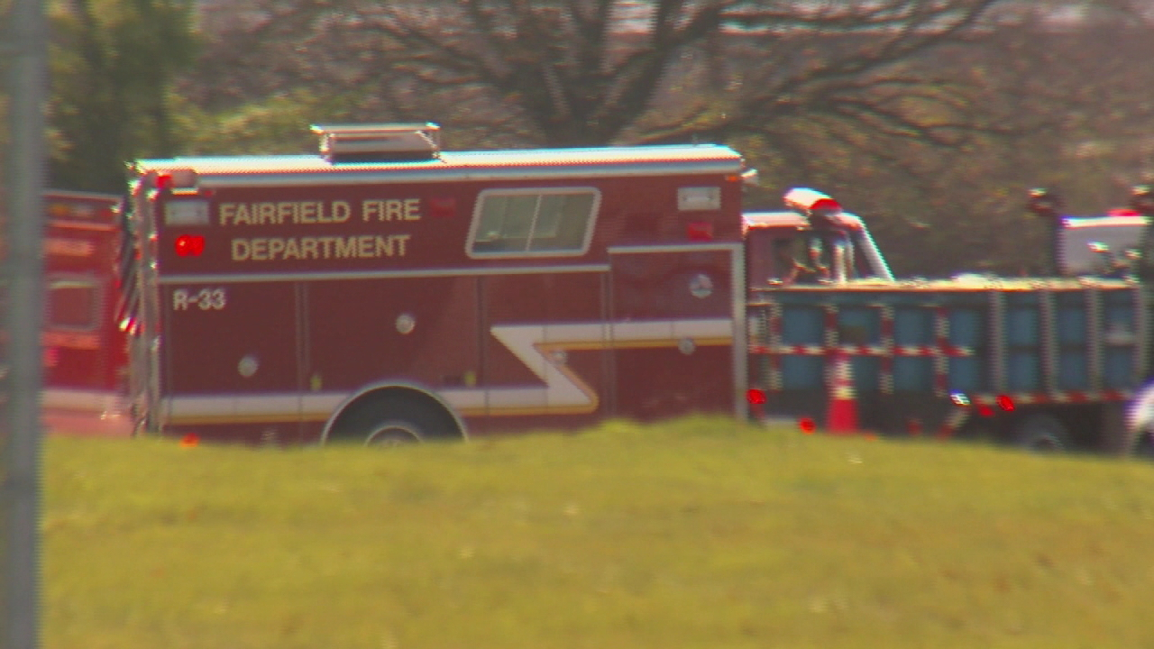 Firefighters and HazMat crews respond to a fire at a Commonwealth Chemicals in Fairfield  (WKRC)