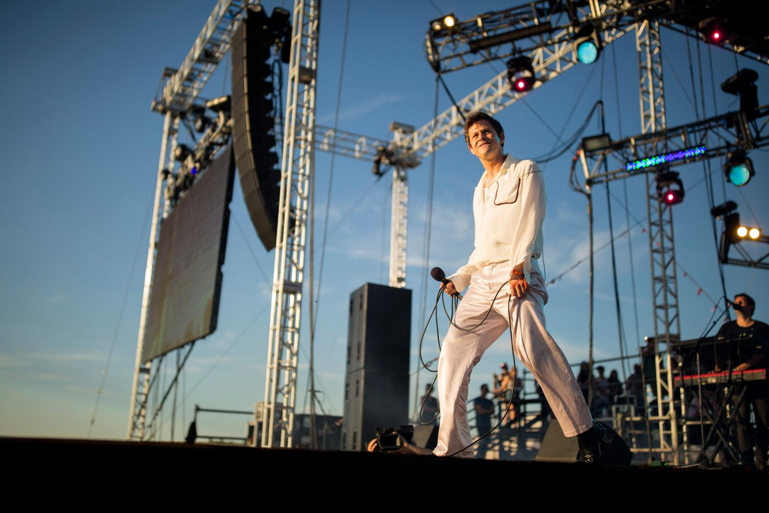 Perfume Genius performs on the third and final day of the Sasquatch! Music Festival. See you next year Sasquatch! (Sy Bean / Seattle Refined)