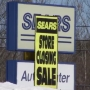 Former workers hold 'wake' for Augusta Sears