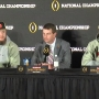 WATCH: Clemson Tigers post-Championship press conference