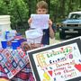 10-year-old twins sell lemonade and cookies to raise money for Ellicott City recovery