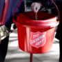 Salvation Army red kettle stolen outside Chattanooga store by person pretending to donate