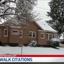 City code requires Portland homeowners to clear icy sidewalks, could be found liable