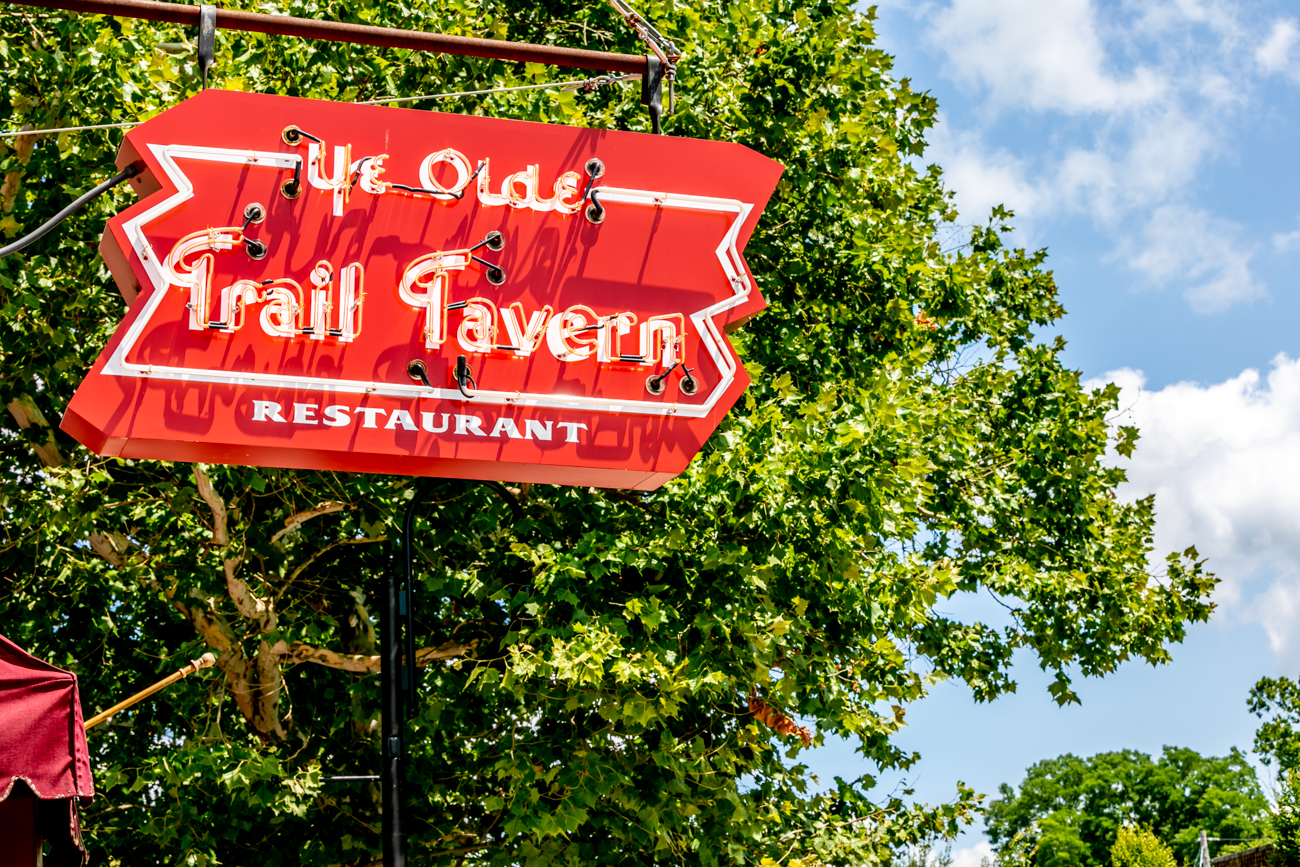 The Trail Tavern is believed to be the oldest tavern in Ohio. / Image: Amy Elisabeth Spasoff // Published: 8.10.18