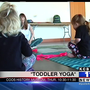 'Toddler Yoga' a hit at Coos History Museum
