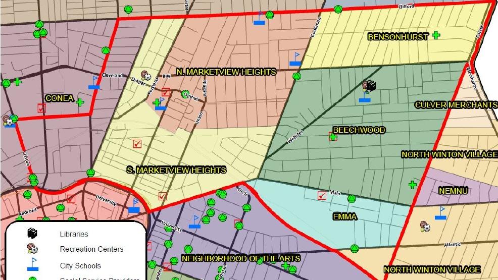 AntiPoverty Initiative announces focus on neighborhoods WHAM