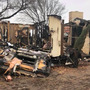 Callahan County fire: 9 animals killed, house destroyed, donations sought