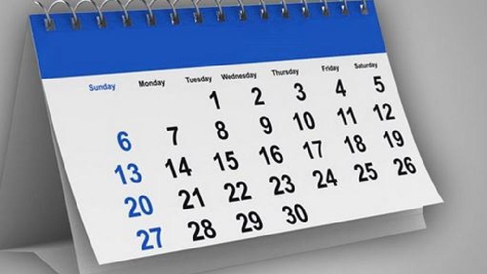 9e1b230f3e063e Community Calendar   WTOV