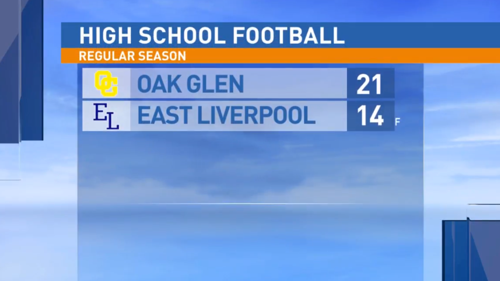 9.27.19 Highlights: Oak Glen at East Liverpool