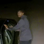 Camera catches thief stealing car