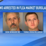 Two arrested in Macon Flea Market burglary