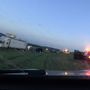 Officers say driver of 18-wheeler fell asleep just before I-10 crash