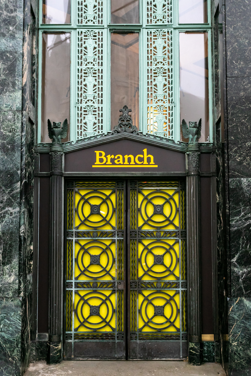 Branch, a new restaurant and bar on De Sales Corner, serves a variety of plates inspired by Mediterranean, Vietnamese, and Eastern European dishes. Unlike its contemporaries, the restaurant occupies the first floor of a former bank that dates back to the Roaring Twenties. Below Branch is a bar called Night Drop, which is accessible by stairs just beyond the restaurant's front door. ADDRESS: 1535 Madison Road (45206) / Image: Amy Elisabeth Spasoff // Published: 1.28.19