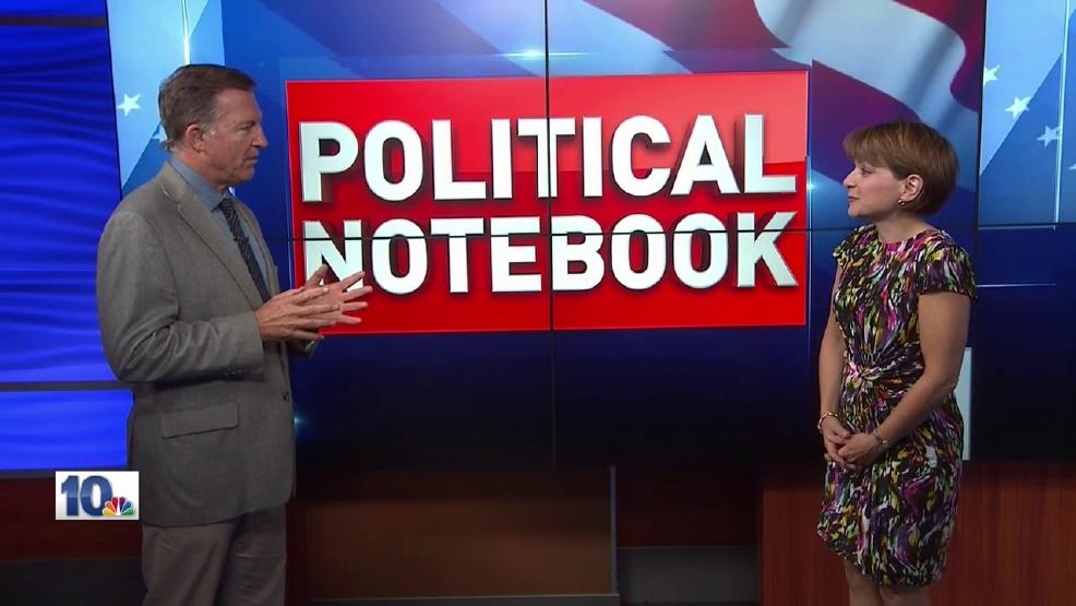 Political Notebook: Raimondo's rating, debate stakes   WJAR