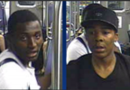 Photo of men in a robbery and assault by four people on a Red Line Metro train in Maryland II.PNG