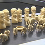Couple busted at Sea-Tac Airport with dozens of illegal ivory items
