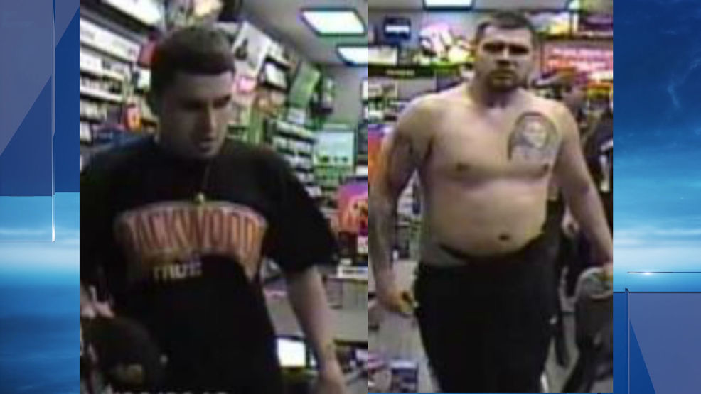 Police Searching For Two Suspects Involved In An Assault At A Gamestop Kbak