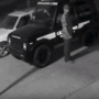 VIDEO: Police searching for auto burglar