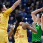 Freshmen put up double figures for Ducks' win over Maryland