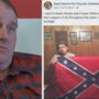 Tennessee county commissioner candidate stands by Confederate flag Facebook post