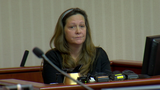 Ex-girlfriend takes stand in trial of man accused of setting fire that killed firefighter