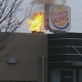 Yakima Firefighters quickly contain Burger King fire