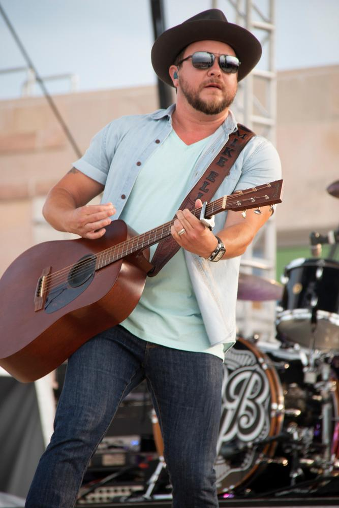 SummitFest, a one-day country music festival, hosted its inaugural year at Blue Ash's Summit Park on Saturday, June 9. Chase Rice, Eli Young Band, and Kellie Pickler were the featured musicians. / Image: Dr. Richard Sanders // Published: 6.10.18