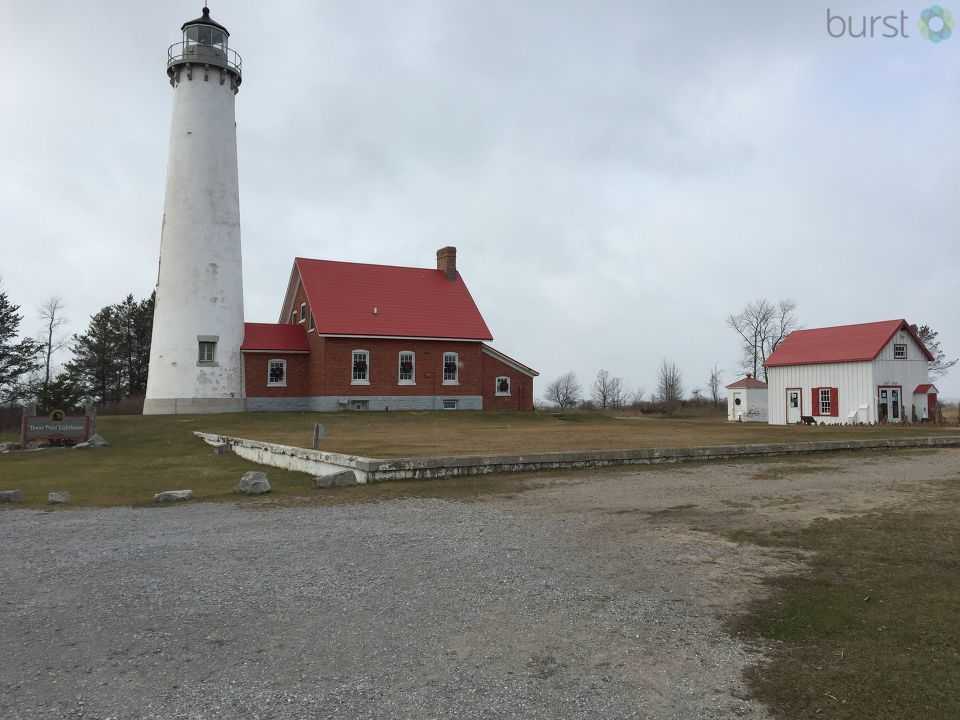 Tawas Point Lighthouse<p></p>
